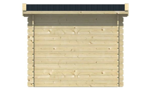 Log Cabin Extension Tuindeco R01