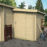 Log Cabin Extension Tuindeco