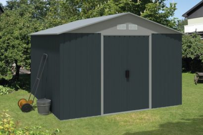 Metal Shed 5 Apex Tuindeco 29x1105-15-P01