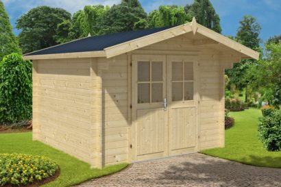 Peter Log Cabin Tuindeco 40x7175 P01