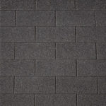 Shingles Black Straight 40x9970