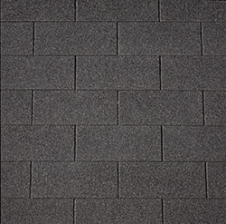 Black Straight Shingles – Free