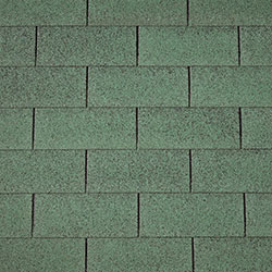 Green Straight Shingles – 40.9972