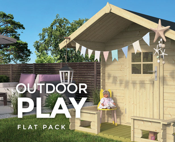 Flat Pack Playhouses