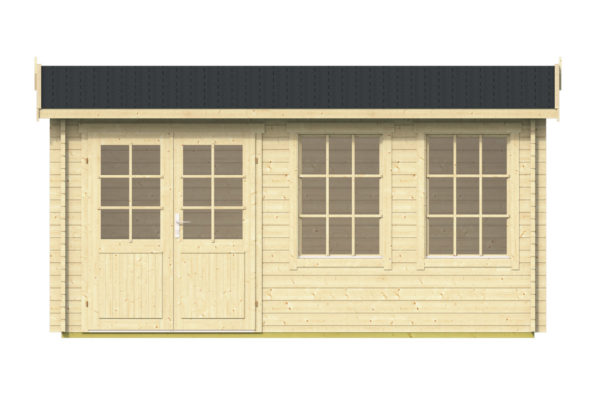 Log Cabin Shannon Tuindeco 40x7353 F01