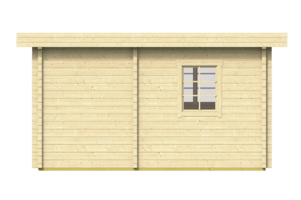 Log Cabin Mary Tuindeco 40x7359 B01