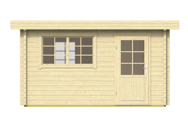 Log Cabin Mary Tuindeco 40x7359 F01