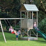 Alex Play tower with swing Tuindeco 32×0700