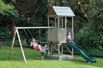 Alex Play tower with swing Tuindeco 32x0700