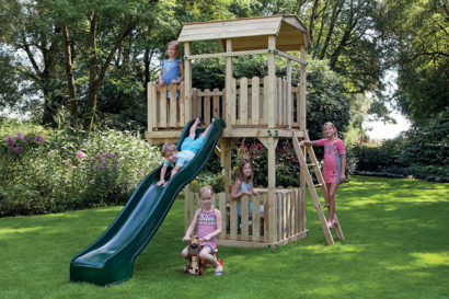 Armin Outdoor Playtower Tuindeco 32x2114
