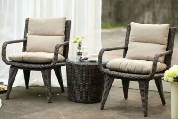 Ennis 3 Piece Chairs and Table