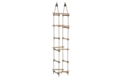 Four sided rope ladder Tuindeco 32x9955