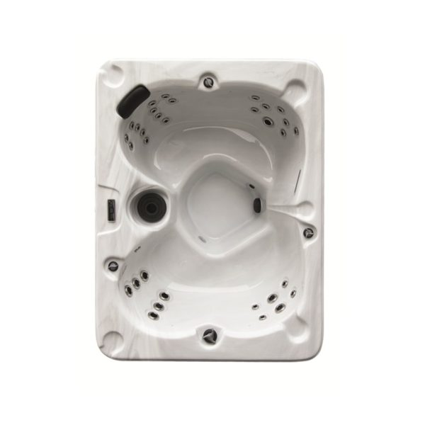 Jacuzzi Everest 43x6215 top-side