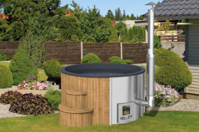 Thermowood deluxe Hot Tub-43x6182-P02
